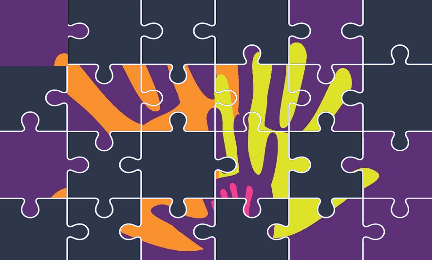 MHRC Human Rights Equality Puzzle